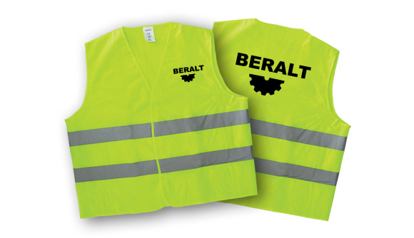 Customizable Reflective Vest 2