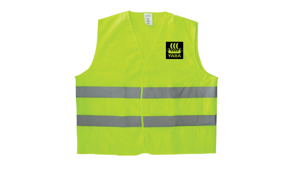 Customizable Reflective Vest 4