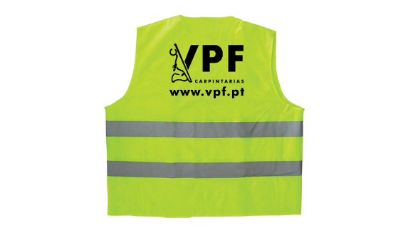 Customizable Reflective Vest 5