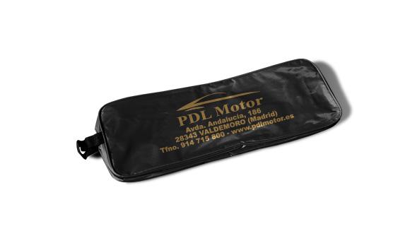 nylon bag emergency kit for cars black