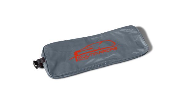 nylon bag emergency kit for cars gray