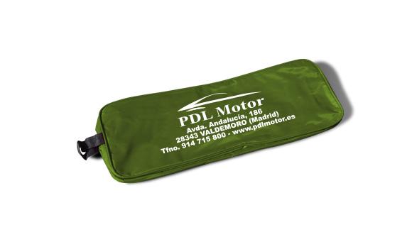 nylon bag emergency kit for cars green